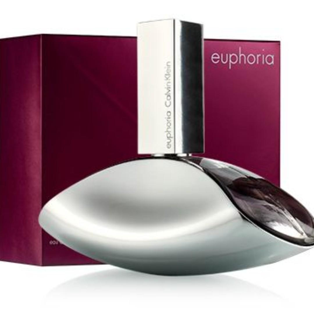 Calvin Klein Euphoria For Women Eau De Parfum 100ml Spray Health