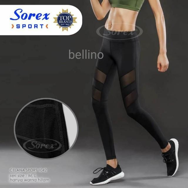 Celana Sport Sorex 1024 Legging Olahraga Wanita Tile Sorex Olshop Fashion Olshop Wanita Di Carousell