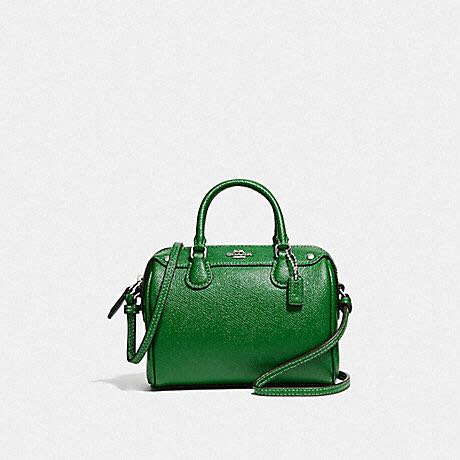 a7c03e371a ... coupon for coach f24627 micro mini bennet satchel kelly green womens  fashion bags wallets on carousell