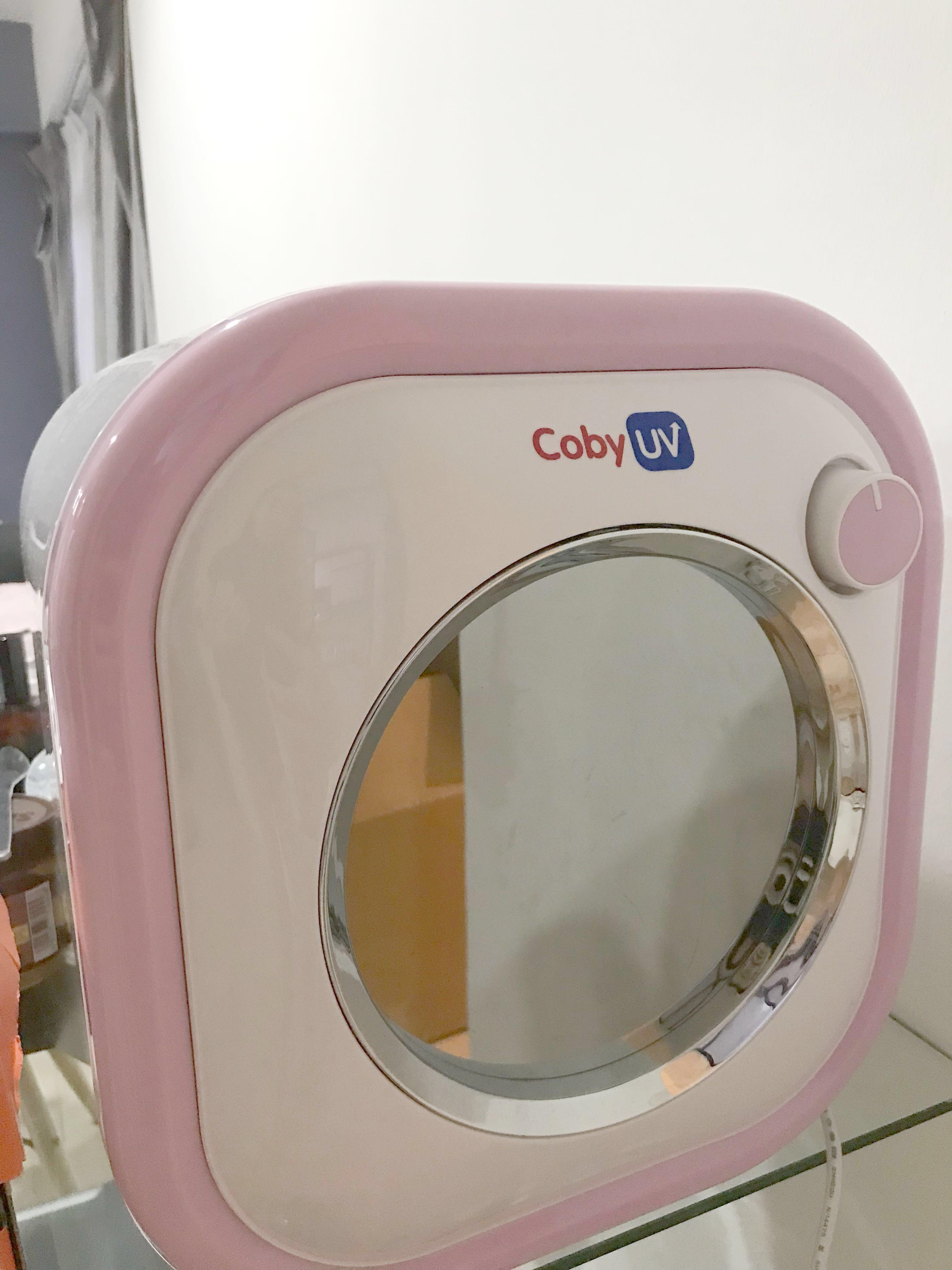COBY UV steriliser - pick up by 4th April