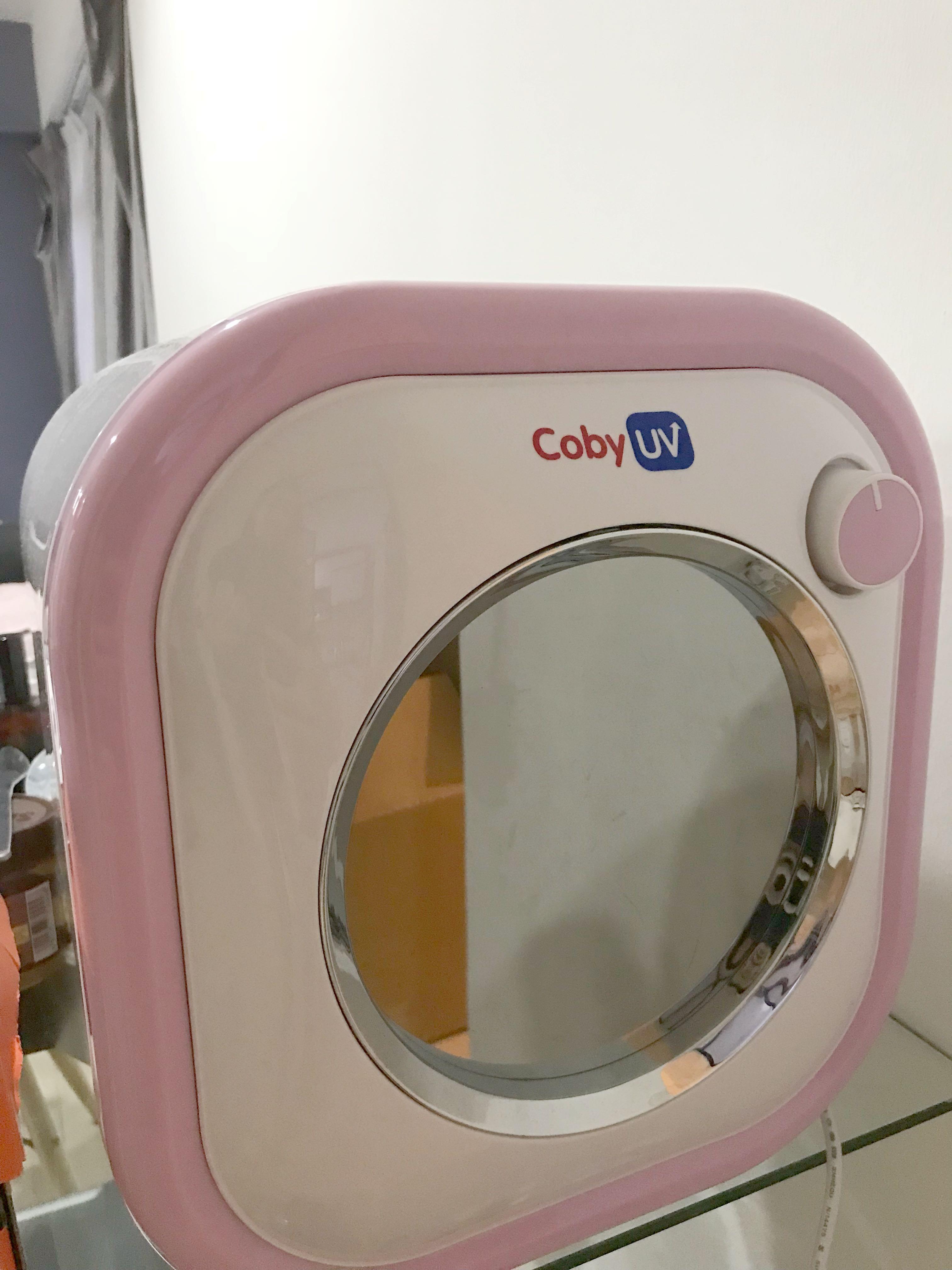 Coby uv steriliser - urgent pick up by 4th April