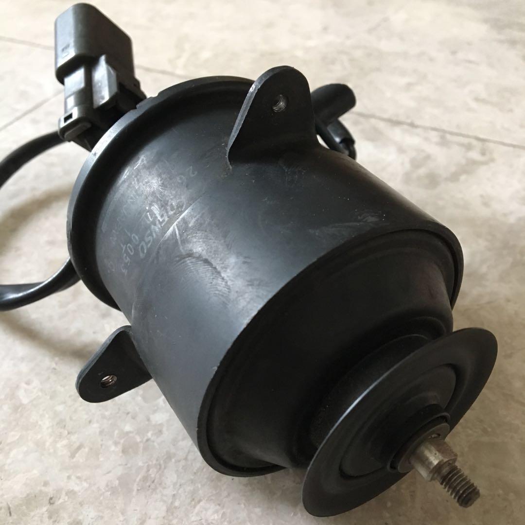 EK4 Radiator Cooling Fan Motor (DENSO Japan), Car