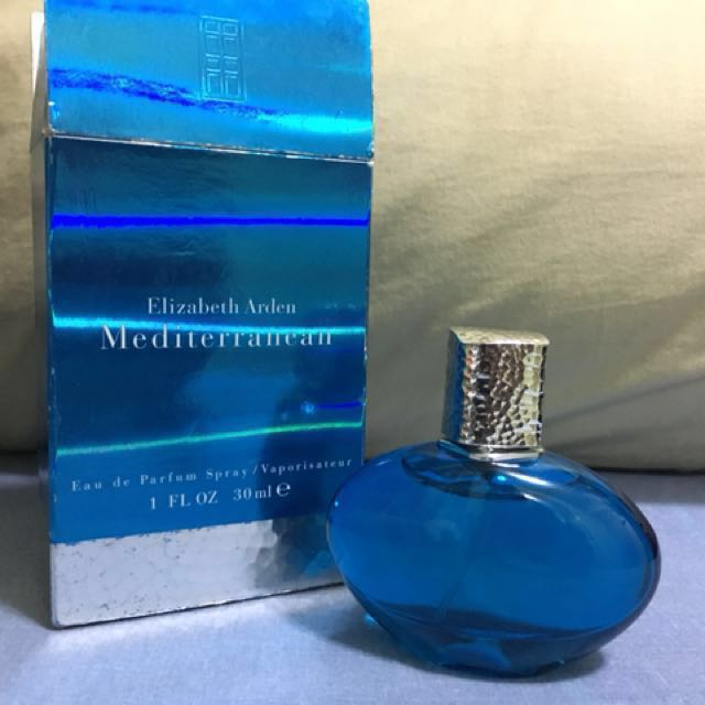 Elizabeth On Carousell Mediterranean Arden Perfume QoWedrxBEC