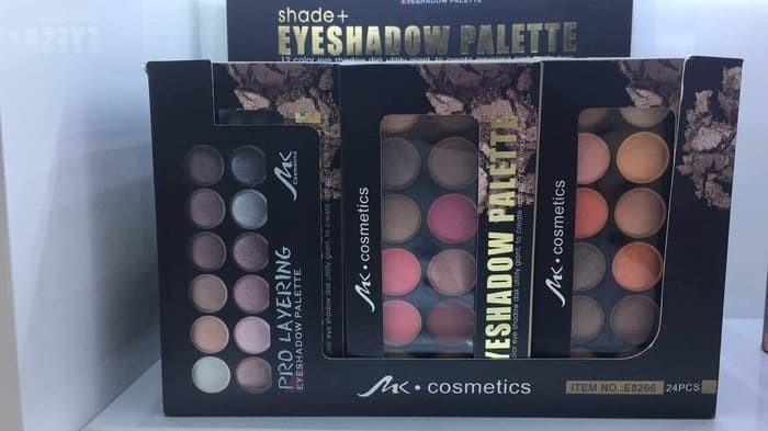 Eyeshadow Palette 12 in 1 MK Cosmetic
