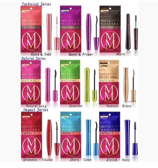 d7057e22630 Flowfushi mote mascara, Health & Beauty, Makeup on Carousell