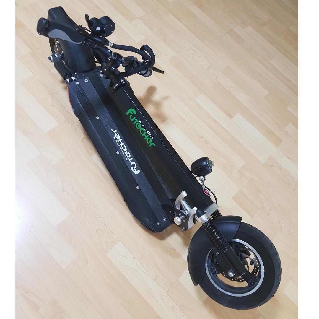 FS: Speedway 4 Futecher e scooter