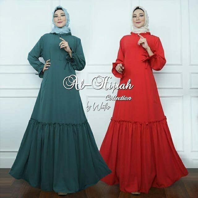Gamis Rempel Bawah Women S Fashion Women S Clothes On Carousell
