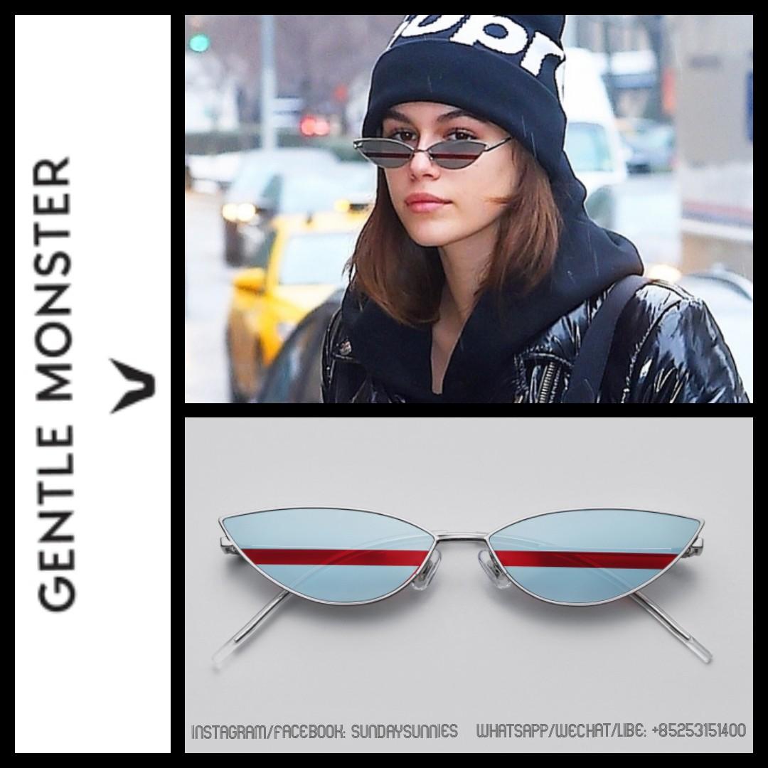 82033a8efc113 Gentle Monster POXI sunglasses 太陽眼鏡