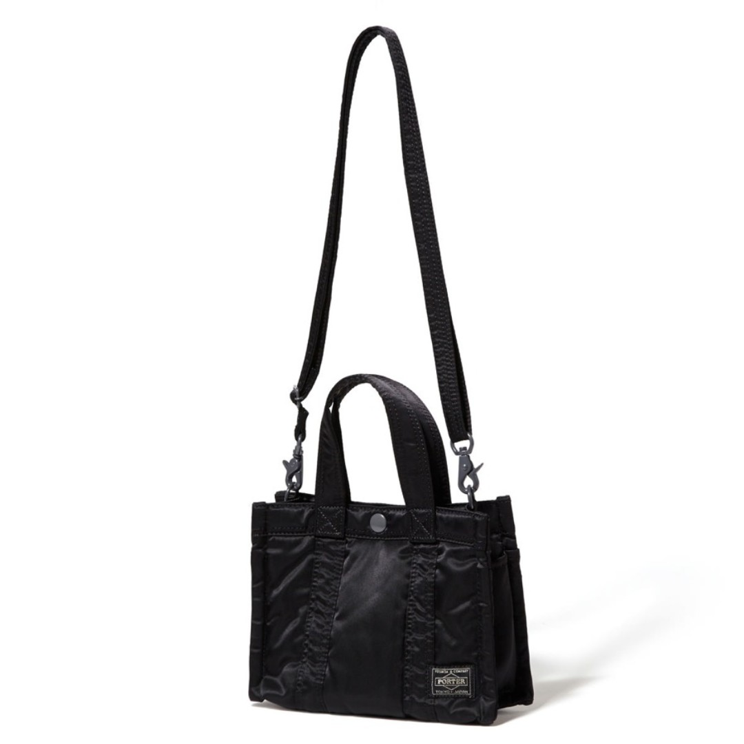 Headporter Tanker Original 2 Way Tote Bag (XS) in Black, Luxury ... 3419503d38