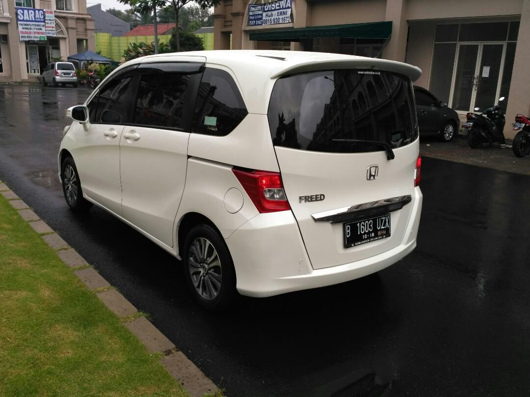 Honda Freed S MMC 2013AT Ac double Tdp mulai 15.5jt siap di Gas