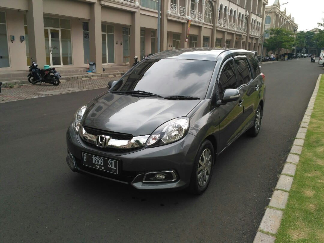 Honda Mobilio E Cvt Prestige 2014 TDp mulai 17.5 Siap Di Gas