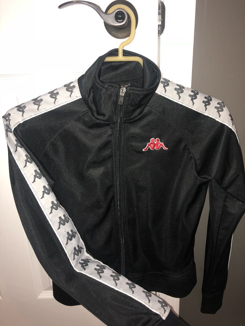 KAPPA vintage track sweater
