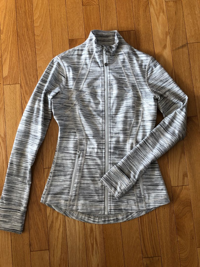 Lululemon Define Jackets. Size 6.
