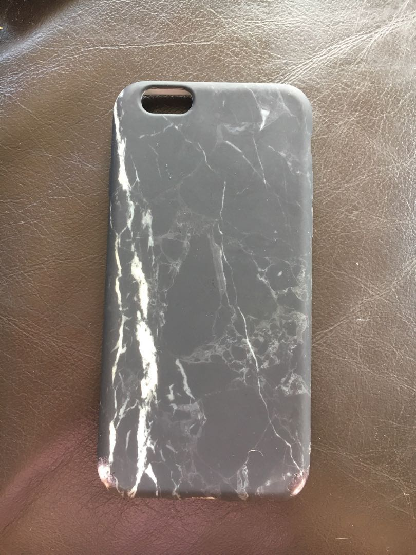 Marble 6/6s iPhone case