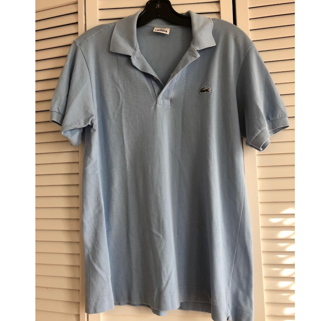Men's Lacoste Polo - Fits a Medium