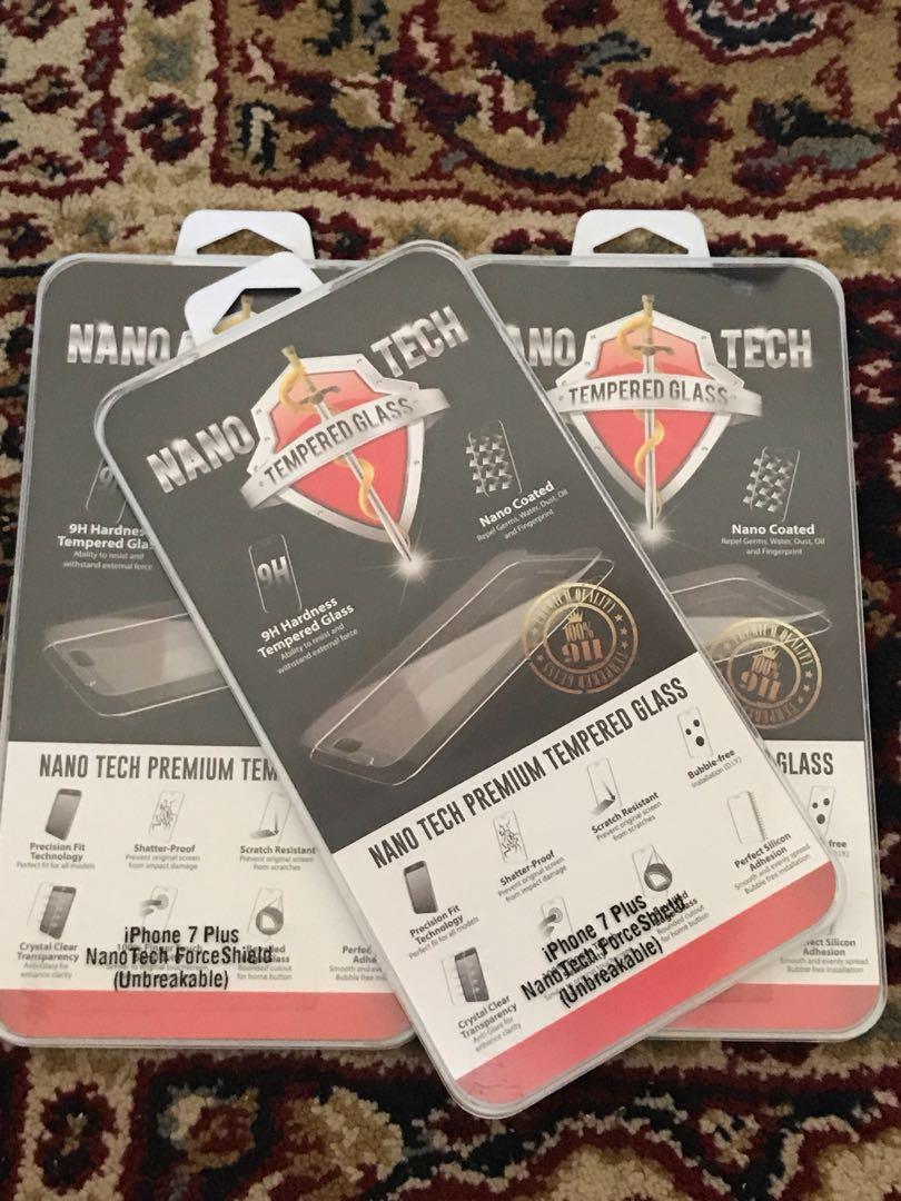 Nano Tech iPhone 7 Plus ForceShield Protector