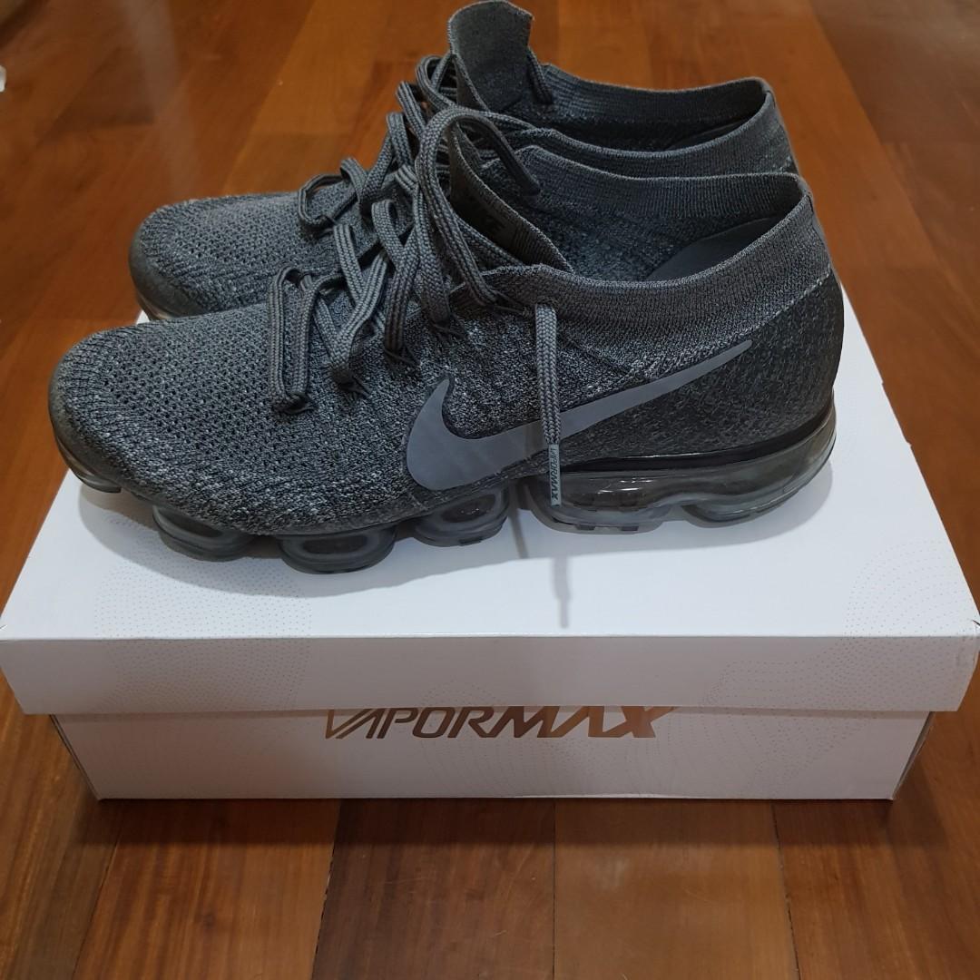 91ada35e9c36 Nikelab Vapormax Flyknit Cool Grey