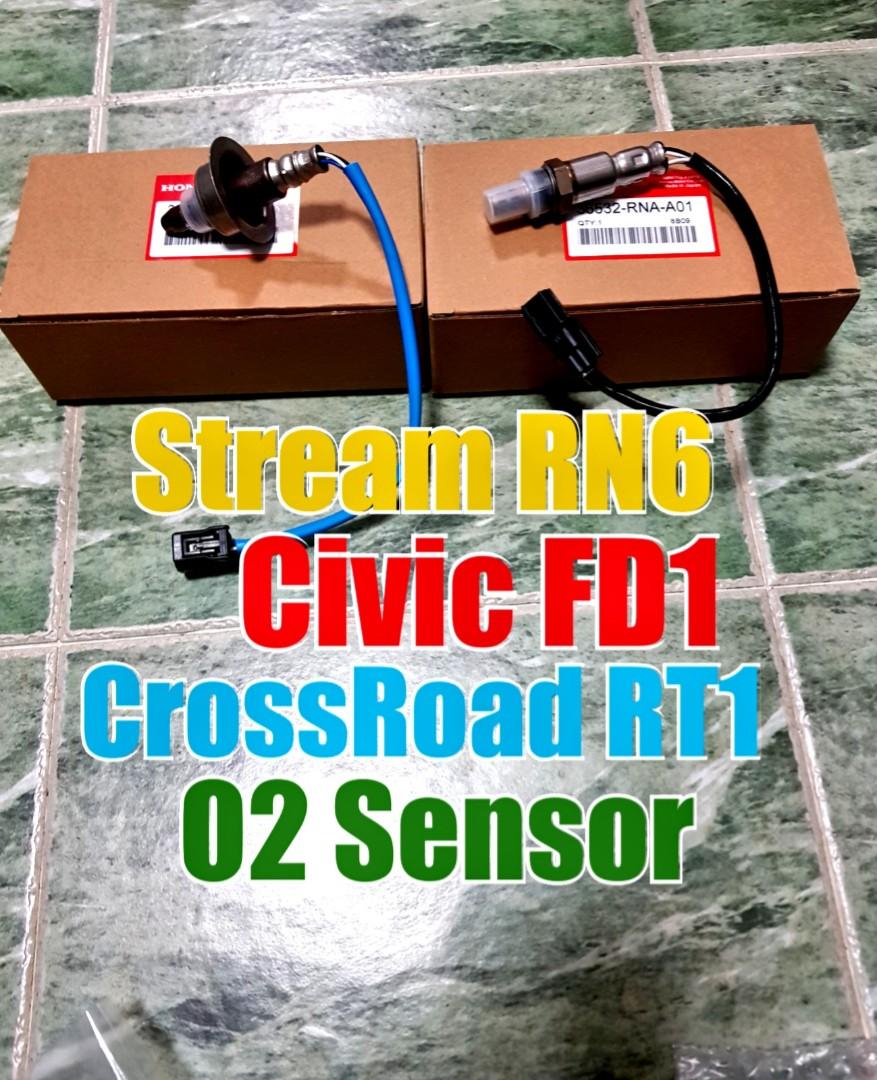 O2 Sensor Honda Stream RN6 / Civic FD1 / CROSSROAD RT1, Car