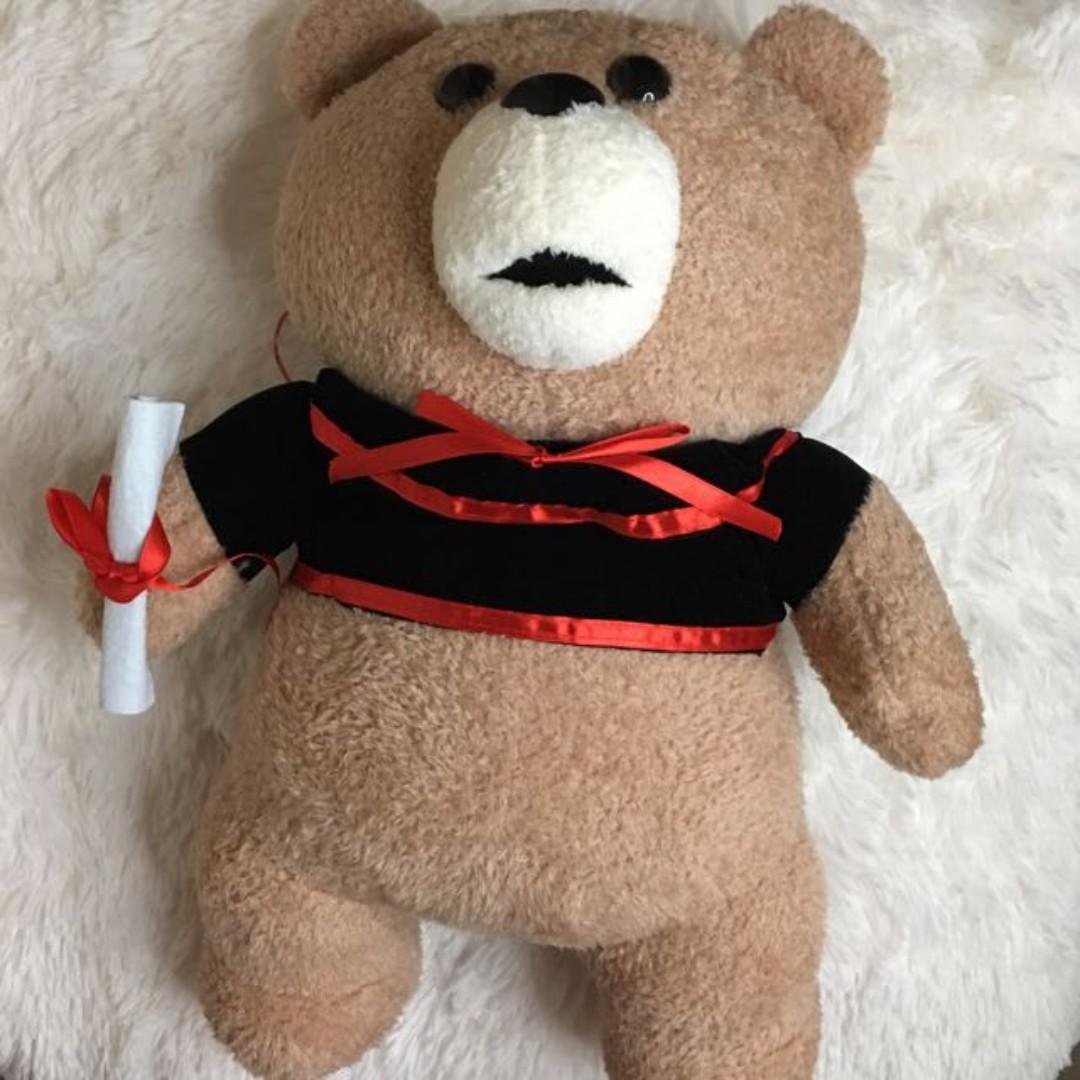 PL  Graduation TED Brown bear a90bc6cc4486