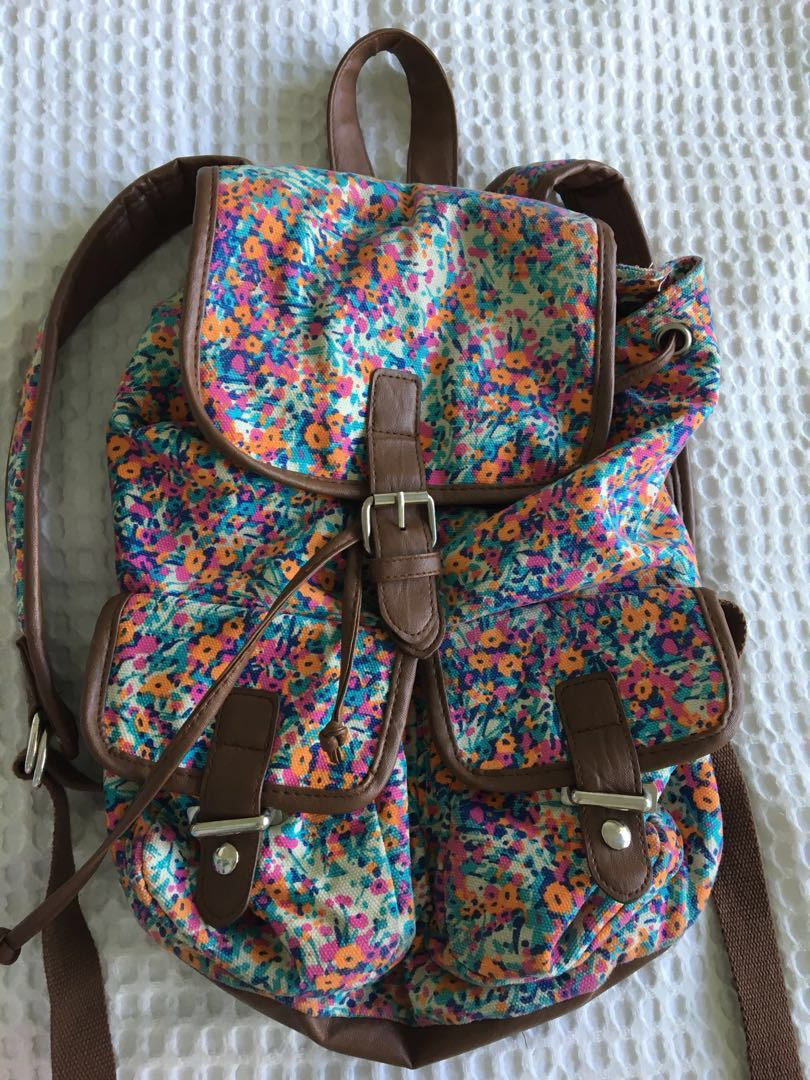 Ruby and Kit bag