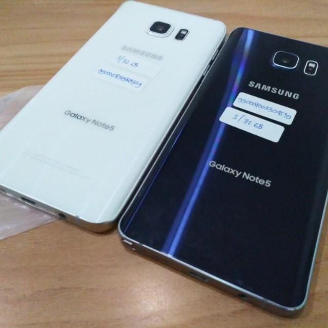 Samsung Galaxy Note 4 Ram 4GB Internal 32GB EX Inter Mulus Original Telepon Seluler Tablet Ponsel Android Di Carousell