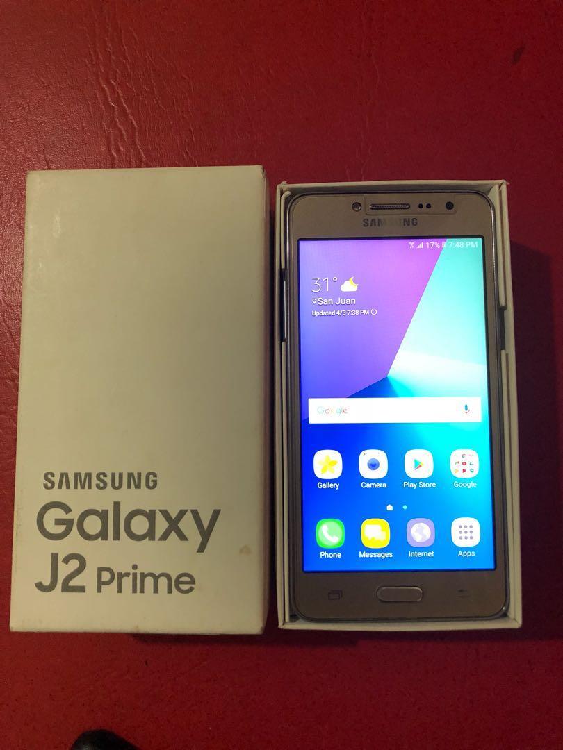 Samsung J2 prime dual