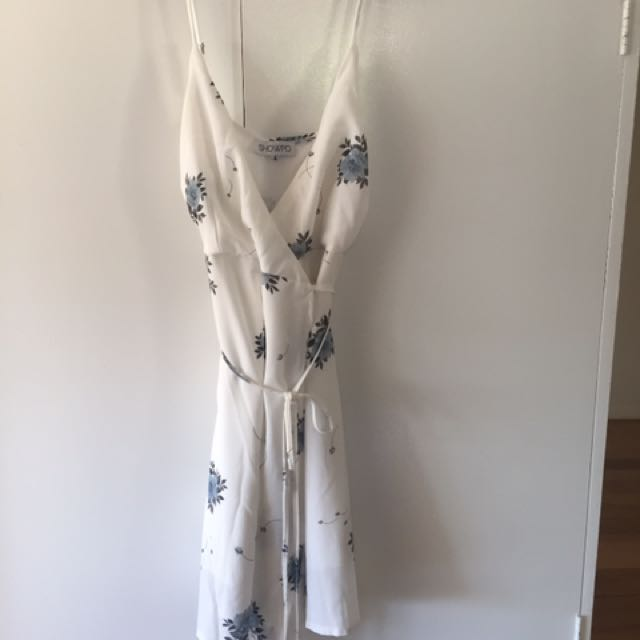 Showpo Wrap Dress