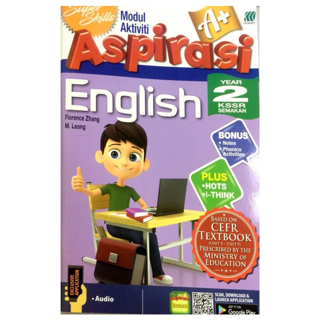 Super Skills Aspirasi KSSR English Year 2