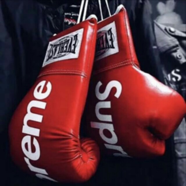 Supreme Everlast Boxing Gloves - Just Me And Supreme