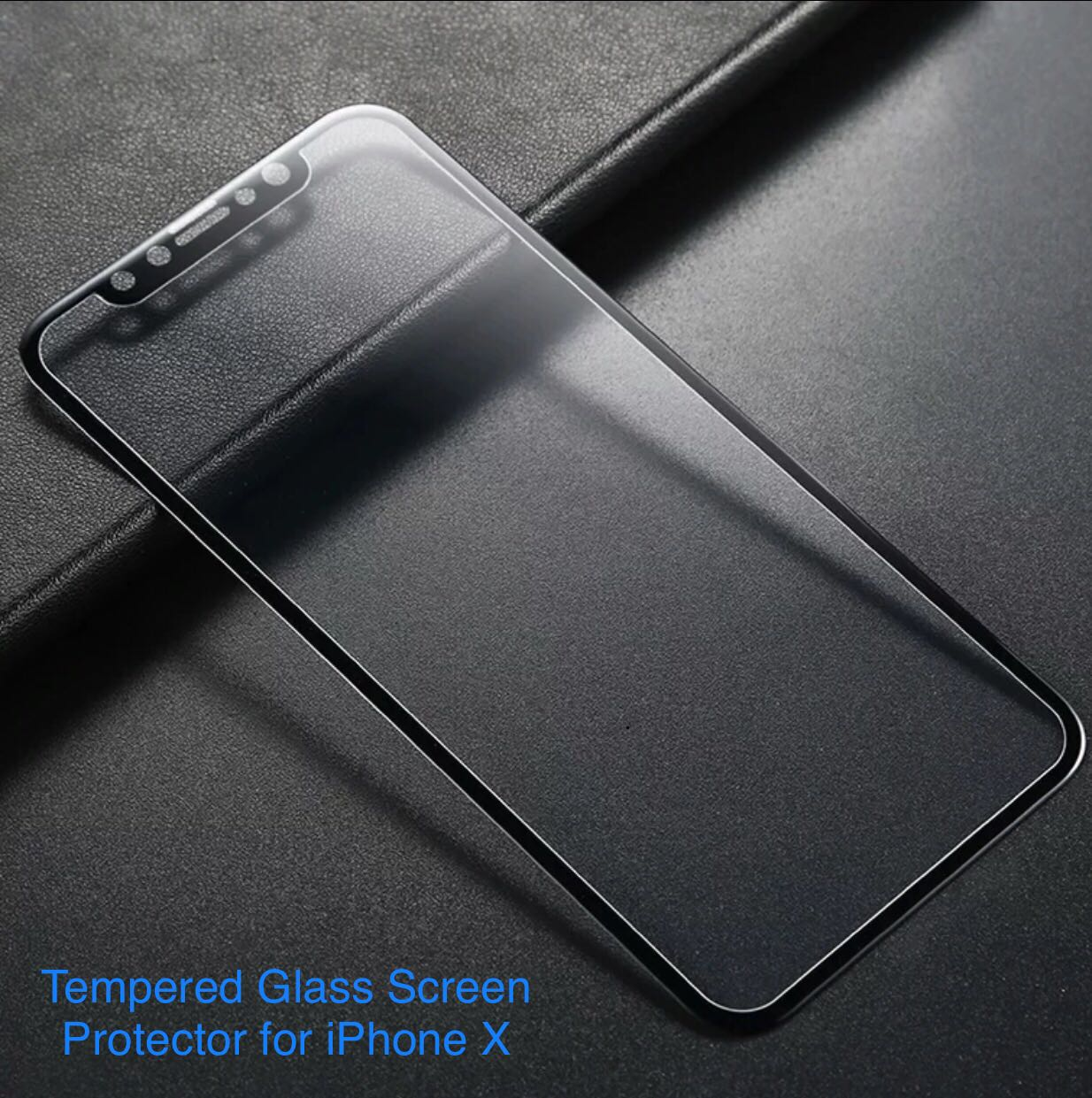 Tempered Glass Screen Protector for iPhone 7/7+/8/8+/X
