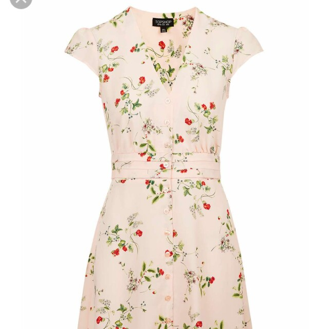 Topshop floral dress new with tag womens fashion clothes dresses photo photo photo photo photo mightylinksfo