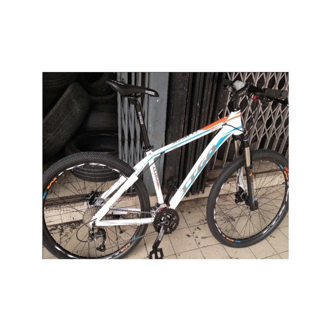 Ttgo 275 Alloy Mtb Bike 27spdgermany Sports Bicycles On Carousell Fork Sr Suntor Epixion Putih