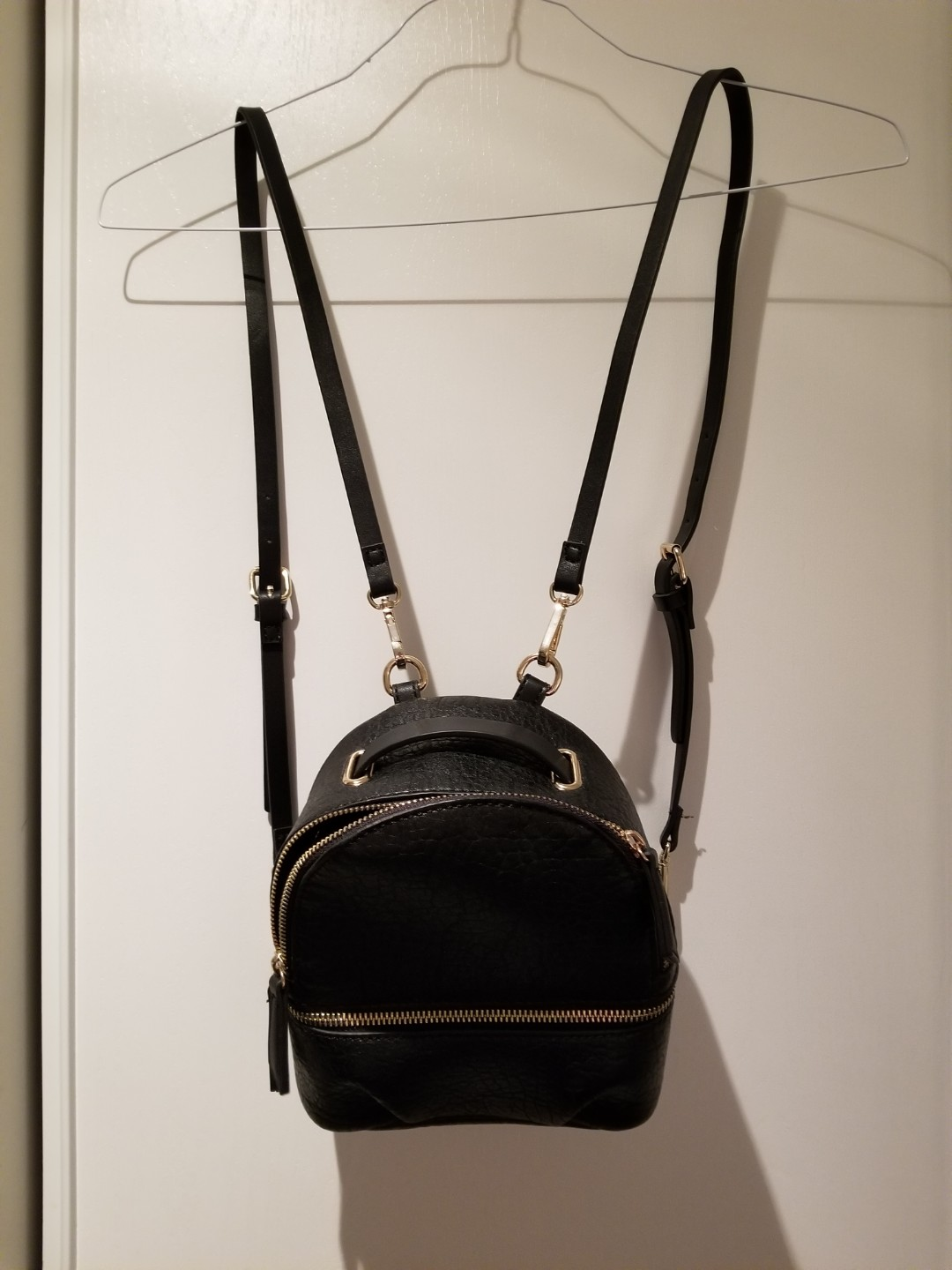ZARA 3 WAY BAG