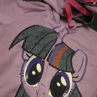 My Little Pony Twilight Sparkle Hoodies Jacket