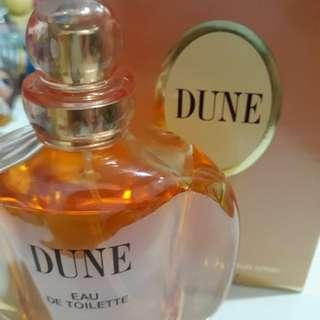 """Christian Dior EDT """"DUNE"""" original"""