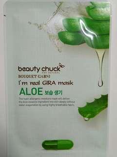 Beauty Chuck Aloe Mask sheet