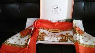 Hermès Paris scarf