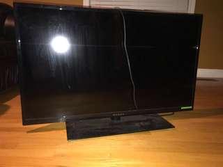 "40"" HD 1080p Dynex TV"