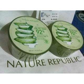 Nature Republic Aloe Vera Soothing Gel (Jastip)