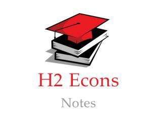 H2 econs notes