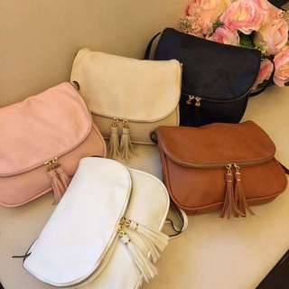 HIGH QUALITY SLING LEATHER BAG