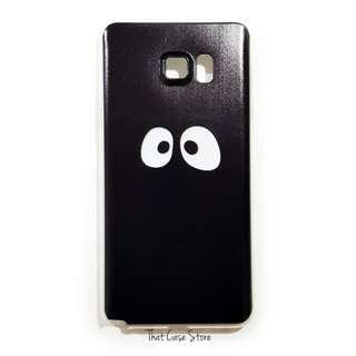 INSTOCK Samsung Note 5 Eyes Phone Cover