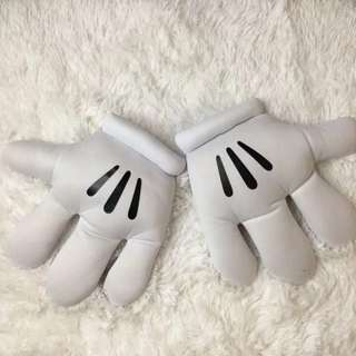 [PL] Mickey Mouse Hands Soft Toy Plush Toy Fingers