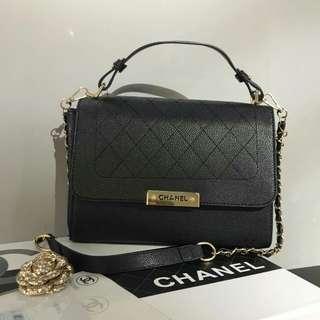 Chanel Sling Black Bag