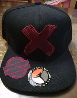 Jordan X cap