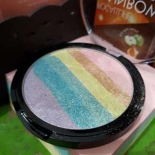 Focallure rainbow highlighter no. 1