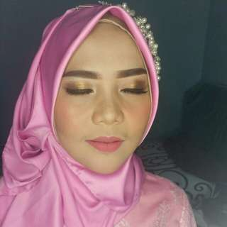 Make up murah