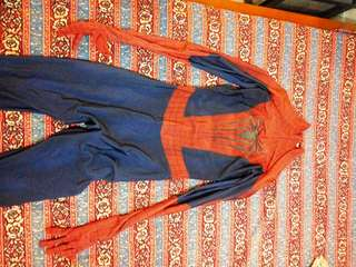 Kostum The Amazing Spiderman 2 Spandex