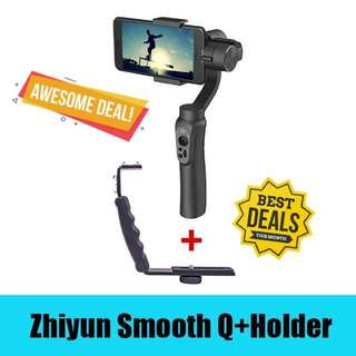 ‼️ Zhiyun Smooth Q ➕ L Bracket holder kit