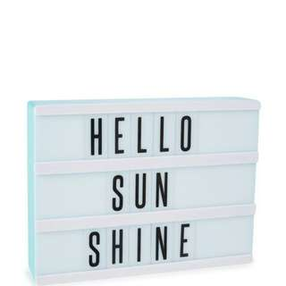 A5 SIZE SMALL LIGHTBOX (FREE SHIPPING)